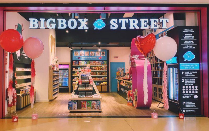 Tienda BigBox Xanadú